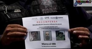 orden captura de El Chapo