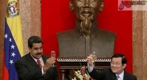 Venezuela y Vietnam