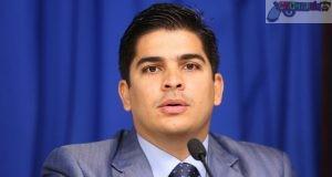 Jhael Isa, encargado de Transporte y Movilidad de la Unidad Ejecutora para la Readecuación de La Barquita y Entornos (URBE).